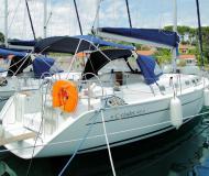 Yacht Cyclades 43.4 chartern in Rogac