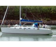 Sailing boat Cyclades 43.4 for charter in Puerto Deportivo Radazul