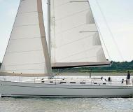 Sailing boat Cyclades 43.4 for charter in Nettuno