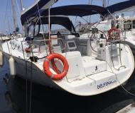 Segelyacht Cyclades 50.4 Yachtcharter in Palermo