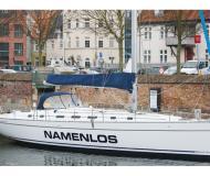 Segelboot Cyclades 50.5 chartern in Citymarina Stralsund