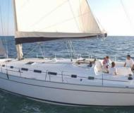 Sail boat Cyclades 50.5 for hire in Manuel Reef Marina