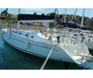 Sailing boat Cyclades 50.5 for rent in Rogac