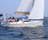 Segelyacht Delphia 40 Yachtcharter in Marina di Punta Ala