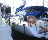 Yacht Dufour 325 Grand Large available for charter in Portoroz