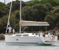 Sailing yacht Dufour 325 Grand Large for charter in Rogoznica