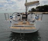 Yacht Dufour 335 Grand Large available for charter in Portoferraio