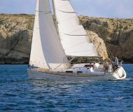 Segelboot Dufour 34 performance chartern in Kos Marina