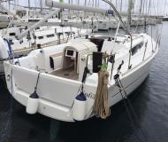Segelyacht Dufour 350 Grand Large Yachtcharter in Portisco