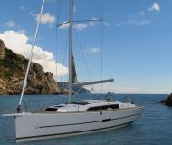 Sailing yacht Dufour 360 Grand Large available for charter in Salerno Marina