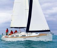 Sailing boat Dufour 365 for hire in Grand Harbour Marina