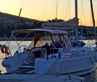 Segelyacht Dufour 375 Grand Large chartern in Marina Dalmacija