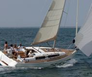 Sailing boat Dufour 375 Grand Large available for charter in Sibenik