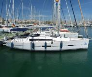 Sailing yacht Dufour 382 Grand Large for hire in Palma