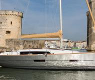 Sail boat Dufour 382 Grand Large available for charter in Gouvia