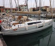 Sail boat Dufour 382 Grand Large available for charter in Venice