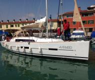 Segelyacht Dufour 382 Grand Large chartern in Venice
