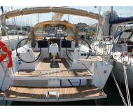 Yacht Dufour 382 Grand Large Yachtcharter in Palermo