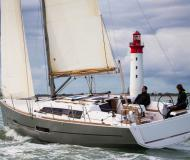 Sailing boat Dufour 382 Grand Large for rent in Marina del Sur