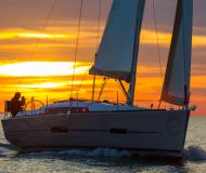 Yacht Dufour 382 Grand Large available for charter in Marina Kremik