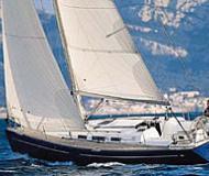 Dufour 40 Segelyacht Charter La Rochelle