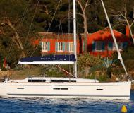Sailing yacht Dufour 405 Grand Large for rent in Saint Mandrier sur Mer