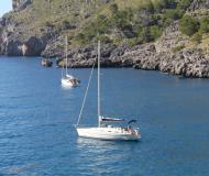 Segelboot Dufour 405 Grand Large chartern in Porto Montenegro