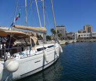 Yacht Dufour 405 Grand Large available for charter in Alghero