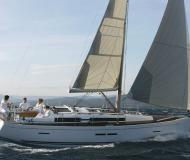Segelboot Dufour 405 Grand Large chartern in Marti Marina
