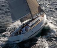 Sailing yacht Dufour 405 Grand Large for rent in Marina Atlantico