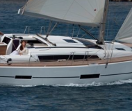 Sailing yacht Dufour 410 Grand Large for rent in Edil Nautica Marina