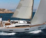 Segelyacht Dufour 410 Grand Large chartern in Marina Lefkas