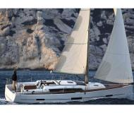 Segelboot Dufour 410 Grand Large chartern in Marina Frapa