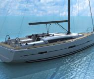 Yacht Dufour 412 for rent in Ajaccio