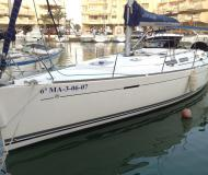 Sailing yacht Dufour 425 Grand Large for charter in Marina San Antonio