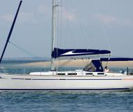 Segelboot Dufour 425 Grand Large Yachtcharter in Hodges Creek Marina
