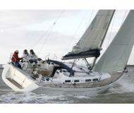 Yacht Dufour 425 Grand Large Yachtcharter in Marina Port Louis