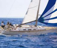 Sailing yacht Dufour 44 for rent in Maya Cove