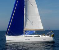 Sailing yacht Dufour 445 Grand Large available for charter in Marina Mandalina