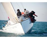 Sailing yacht Dufour 445 Grand Large for hire in Marina di Nettuno