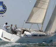 Sail boat Dufour 450 Grand Large for charter in Marti Marina