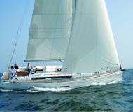 Sailing yacht Dufour 450 Grand Large available for charter in Hodges Creek Marina