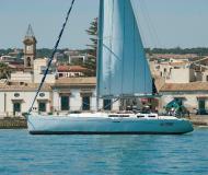 Segelyacht Dufour 455 chartern in Porto di Marina di Ragusa