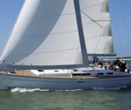 Sailing yacht Dufour 455 for rent in Tourlos