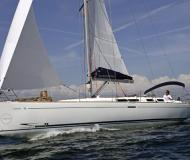 Sailing boat Dufour 455 for rent in Kastela