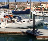 Sail boat Dufour 455 Grand Large available for charter in Marina de La Paz