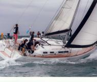 Yacht Dufour 455 Grand Large for hire in Grand Harbour Marina