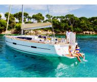 Sail boat Dufour 460 Grand Large for rent in Salerno