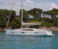 Yacht Dufour 460 Grand Large available for charter in Port Vauban
