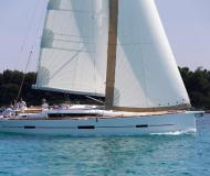 Sailing yacht Dufour 460 Grand Large for rent in La Cala